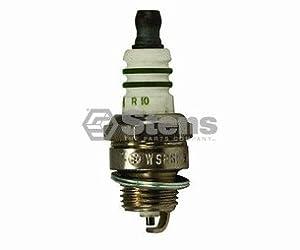Bosch Spark Plug BOSCH/WSR6F/7547 by Sten