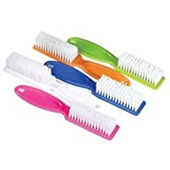 Pro Nail Scrub Brushes 10 pc