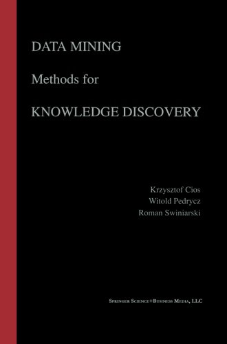 Data Mining Methods For Knowledge Discovery (The Springer International Series In Engineering And Computer Science)