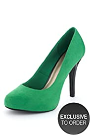 Limited Collection Concealed Platform Court Shoes