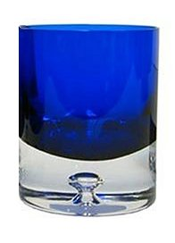 Block Crystal Stockholm Collection 12-Ounce Double Old Fashioned Glass