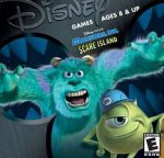 MONSTERS INC SCARE ISLAND (Jewel Case)