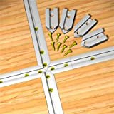"""T-TRACK CROSS POINTS - FOR 3/8"""" HEAVY DUTY T-TRACK by Peachtree Woodworking - PW1040"""