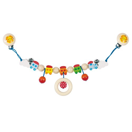 Heimess H762610 Mini Train Pram String) back-1034279