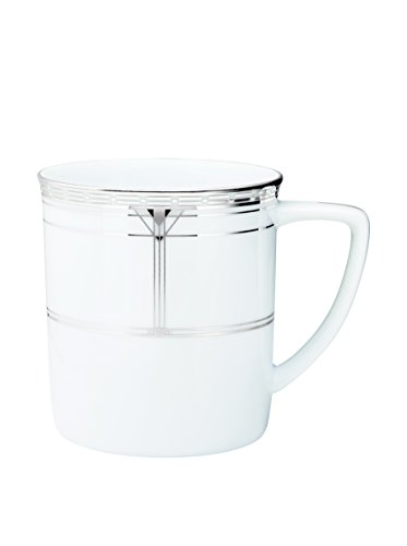 Noritake Palmer Platinum 12-Ounce Mug