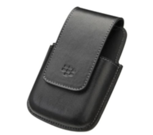 BlackBerry Leather Holster for BlackBerry Bold 9000