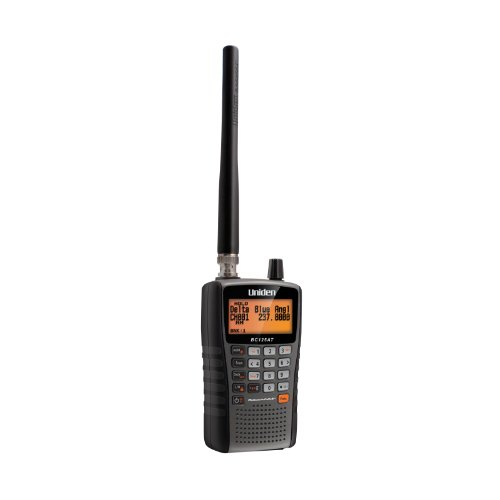 Check Out This Uniden Bearcat 500 Channel Alpha Numeric Hand Held Radio Scanner with CTCSS and DCS (...