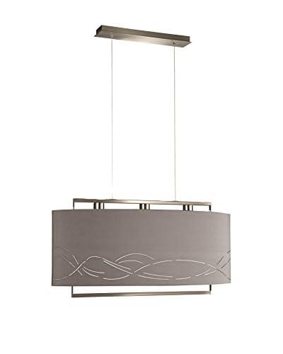 Massive  Lámpara De Suspensión Keya Acero