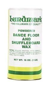 Lundmark Powdered Dance Floor Shuffleboard Wax (3224p001)