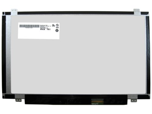 "Lp140Whu(Tl)(A1) / Lp140Whu-Tla1 (Or Compatible) 14.0"" Led Wxga Hd Slim Glossy Replacement Lcd Screen For Laptops/Ultrabooks"