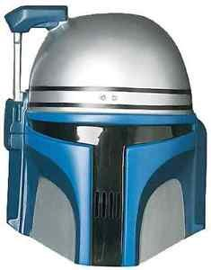 Jango Fett Mask Star Wars Bounty Hunter Fancy Dress Halloween Child Costume