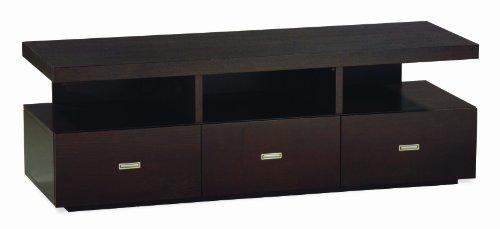 Cheap Baxton Studio Nardo Dark Brown Wood Modern TV Stand (NARDO TV CABINET-107)