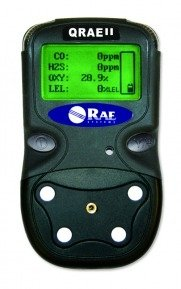 RAE Systems QRAE II 020-1111-0A0 Diffusion LEL, O2, H2S, CO Li-Ion Rechargable (Qrae Ii compare prices)