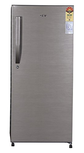 Haier HRD-2157PBS 195 Litres 5S Single Door Refrigerator