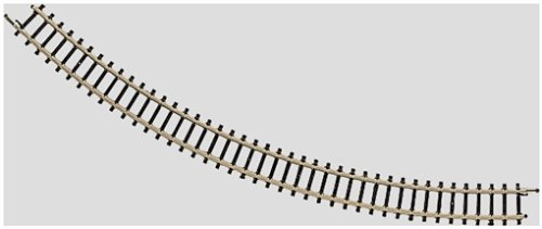 Marklin My World Curved Track (10-Piece), 7-11/16-Inch