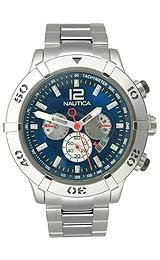 Nautica Chronograph Diver Blue Dial Men's Watch #N25009G
