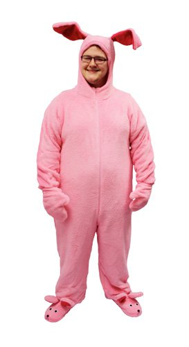 Details for A Christmas Story Deluxe Bunny Suit Pajamas from Aunt Clara