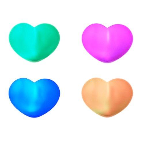 PK Green Heart Shaped Valentine LED Mood Light
