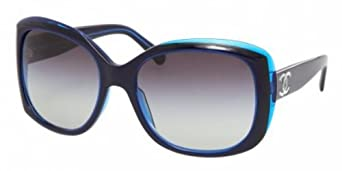 a729c0043e12 Online Stores For Women   Chanel Sunglasses Womens Clear Blue Purple CH5183  12183C For Sale