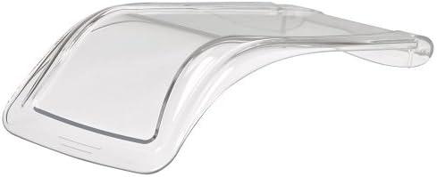 Akro-Mils Insight Lid For Bins - Fits Bin 3570300 - Clear - Lot of 12