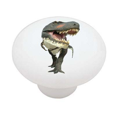 tyranosarus-rex-dinosaur-decorative-high-gloss-ceramic-drawer-knob