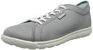 Reebok Women's Skyscape Runaround Walking Shoe,Flat Grey/Chalk,7 M US