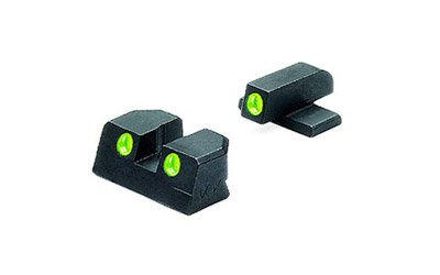 MAKO Sig Sauer Tru-Dot Night Sight fits 9mm & 357. Green rea