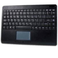 [wireless keyboards],Adesso Wireless SlimTouch Desktop Touchpad Keyboard - WKB-4000UB