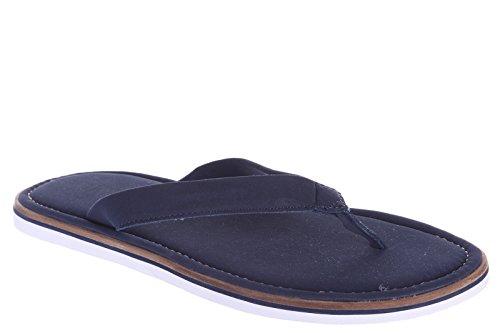 Armani Jeans infradito uomo in gomma originale blu EU 42 C6730 59 50