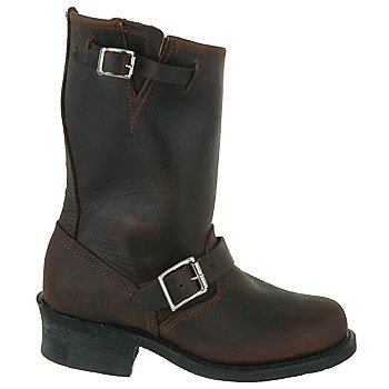 Frye Women'S Engineer 12R Boot (Gaucho Crazy Horse 5.0 M)