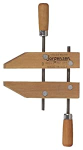 Jorgensen 3/0 Adjustable Handscrew with 6-Inch Jaw length and Maxiimum Opening of 3-Inchs