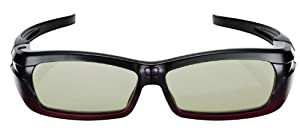 Samsung SSG-2200A/XC Adult Size 3D Glasses - Rechargeable Battery
