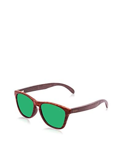 Ocean Ski Gafas de Sol Polarized Sea Wood (55 mm) Marrón