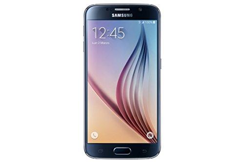 Samsung G920 Galaxy S6 Smartphone, 32 GB, Nero [Italia]