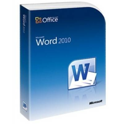 Microsoft Word 2010 - Complete Product - 1 PC - Word Processor - Academic - DVD-ROM