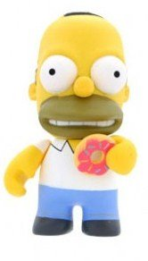 Kidrobot the Simpsons Series 1 Figure - Homer