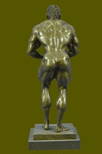 HandmadeEuropean-Bronze-Sculpture-Abstract-Muscular-Modern-Art-Nude-Man-Marble-Base-Signed3X-YRD-1103Statues-Figurine-Figurines-Nude-Office-Home-Dcor-Collectibles-Deal-Gifts