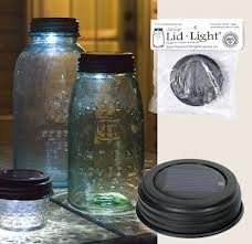 Colonial Tin Mason Jar