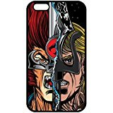 Discount Holiday Gifts Collage Thundercats & He-man Nero Print With Hard Shell caso case for Cover iphone 7 Plus