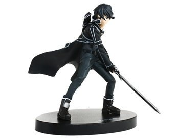 Sword Art Online Kirito Action Figure (Sword Art Online Figures compare prices)