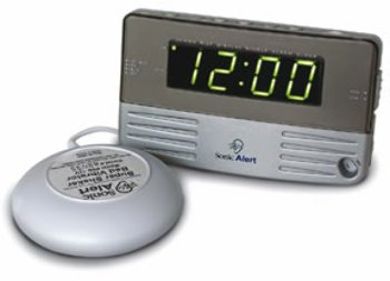 Alarm Clock W/ Bed Shaker Alarm Clock W/ Bed Shaker