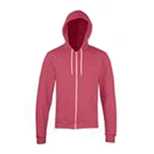 american-apparel-felpa-con-cappuccio-uomo-cranberry-medium