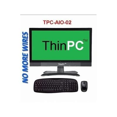 "ALL IN ONE DESKTOP PC AIO /18.5""/AMD Dual core 1.7ghz / 4GB RAM / 500GB HDD"