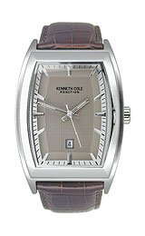Kenneth Cole Men's KC1417 Reaction Grey Dial Watch