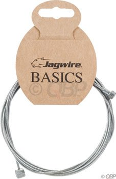 "Jagwire Basics Galvanized Brake Cable, 1.6x65"", Shimano"