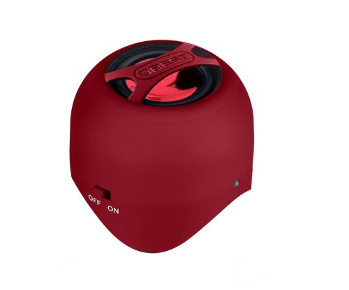 dbest-solo-bluetooth-mini-speaker-for-mp3-players-rubberised-red
