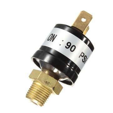 Souked 90 - 120 PSI Air Compressor Pressure Control Switch Valve Heavy Duty