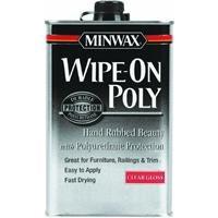 minwax-60900-wipe-on-poly-polyurethane-finish-clear-gloss-quart