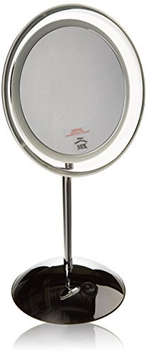ClearView-75-Led-Tabletop-Illuminated-Magnifying-Mirror-10X-Magnified-Mlmir105