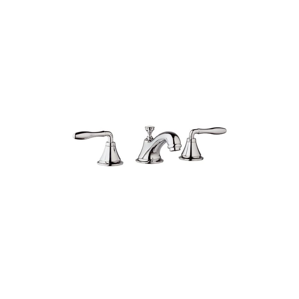 Grohe 20800000/18732 Seabury 8 Widespread Bathroom Faucet   Chrome